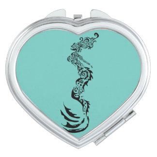 Mermaid Tribal Vanity Mirror