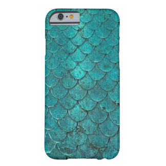 Mermaid turquoise iPhone case