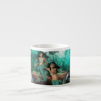 Mermaid Twins  Specialty Mug
