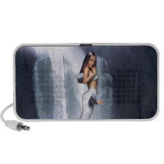 Mermaid Waters iPhone Speaker