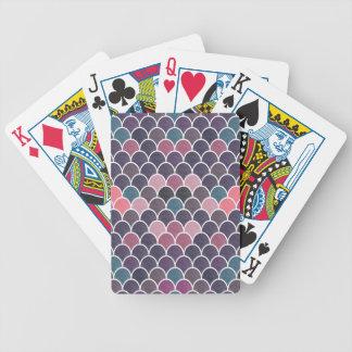 mermaid XI Bicycle Playing Cards