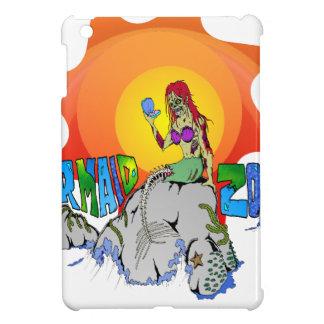 Mermaid Zombie iPad Mini Cases