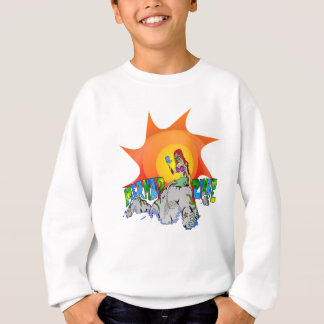 Mermaid Zombie Sweatshirt