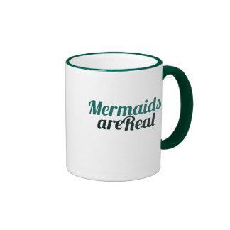 Mermaids are Real Mug