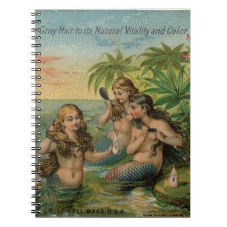 Mermaids Notebook