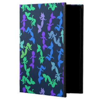Mermaids pattern iPad air covers
