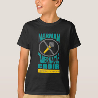 Merman Choir Kids Dark T-Shirt