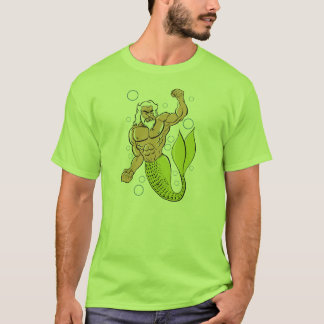Merman Power T-Shirt