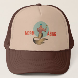 Mermazing Trucker Hat