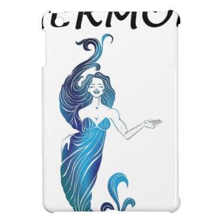MERMOM cute girl iPad Mini Covers