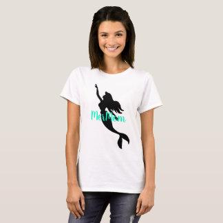MerMom mermaid shirt
