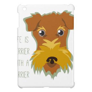 Merrier Terrier iPad Mini Cases