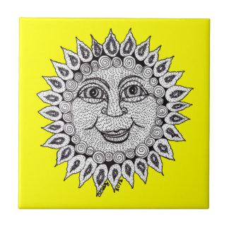 Merriment Sunshine Tile