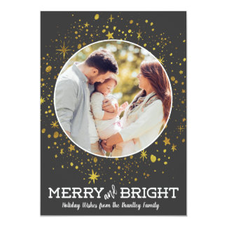 Merry and Bright Shine Card