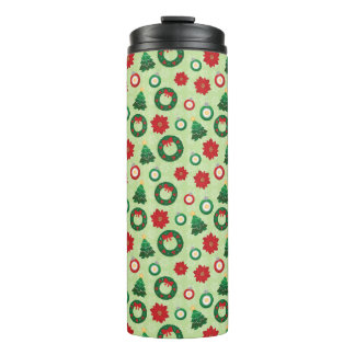 Merry and Bright tumbler