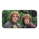 Merry and Peregrin iPhone 4 Cases