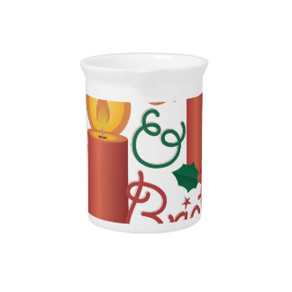 Merry & Bright Drink Pitchers