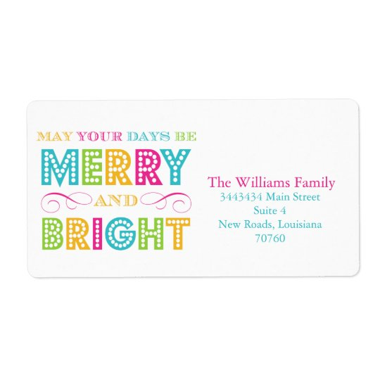 Merry & Bright (Today's Best Award)