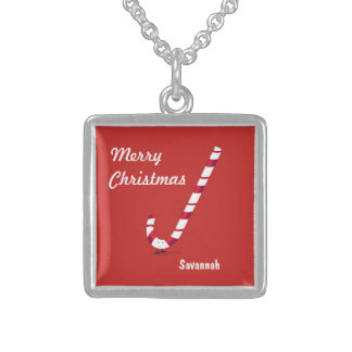 Merry Candy Cane | Necklace