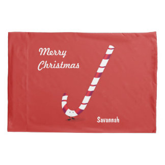 Merry Candy Cane | Pillowcase