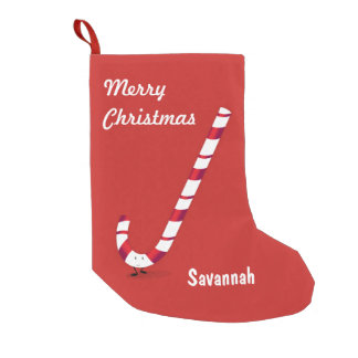 Merry Candy Cane   Stocking