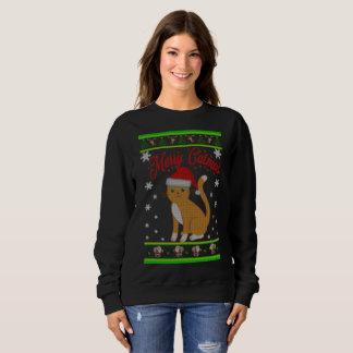 Merry Catmas Sweatshirt
