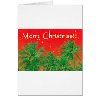 Merry Chirstmas Design Card