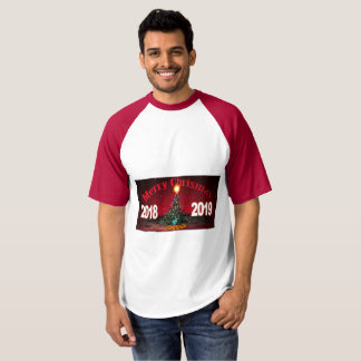 Merry Chrismas 2018-2019 T-Shirt