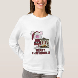 Merry Chrismouse t-shirt