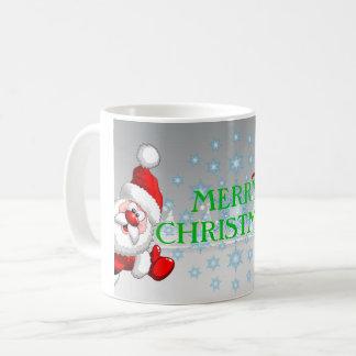 Merry Christmas 11 oz Classic Mug