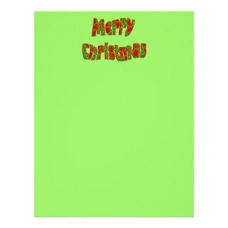 Merry Christmas 21.5 Cm X 28 Cm Flyer