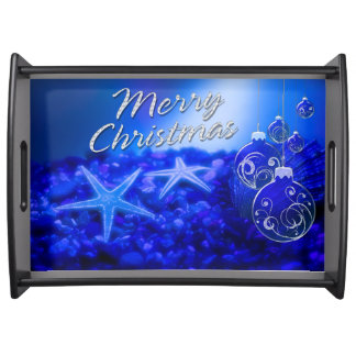Merry Christmas 21 Serving Tray
