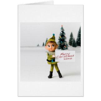 Merry Christmas 287 Greeting Card