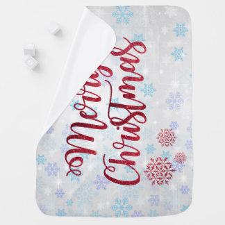 Merry Christmas 2 Baby Blanket