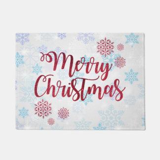 Merry Christmas 2 Doormat