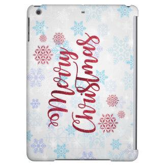 Merry Christmas 2 iPad Air Cover