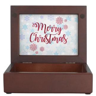 Merry Christmas 2 Keepsake Box