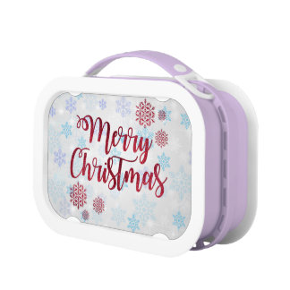 Merry Christmas 2 Lunch Box