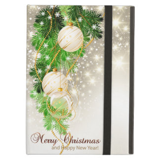 Merry Christmas 53 Options Cover For iPad Air