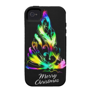 Merry Christmas 9 Case-Mate Case Vibe iPhone 4 Case