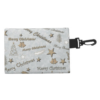 Merry Christmas Accessory Bag