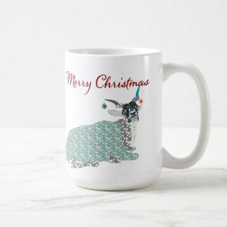 Merry Christmas Addax Mug