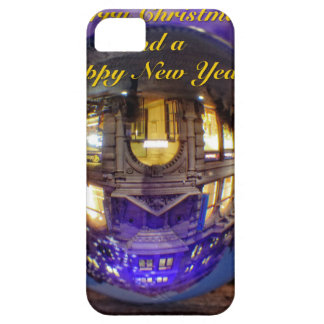 Merry Christmas and a Happy New Year iPhone 5 Case
