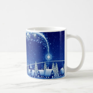 merry christmas and happy new year coffee mug
