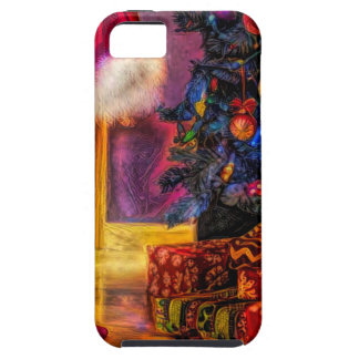Merry Christmas and Happy new year iPhone 5 Covers