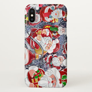 merry christmas and happy new year iPhone x case