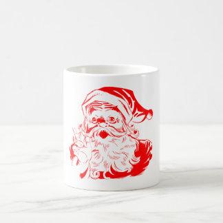 merry christmas and happy new year basic white mug