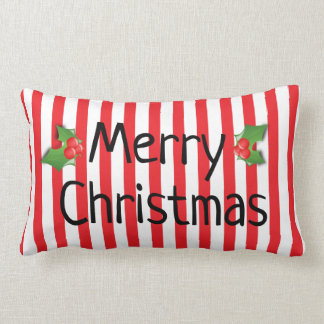 Merry Christmas and Happy New Year Pillows