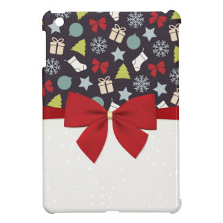 merry christmas and happy newyear iPad mini cover
