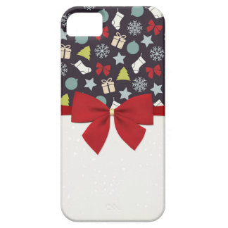 merry christmas and happy newyear iPhone 5 case
